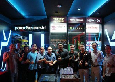 Paradise Store Gaming Mangga Dua Mall Jakarta