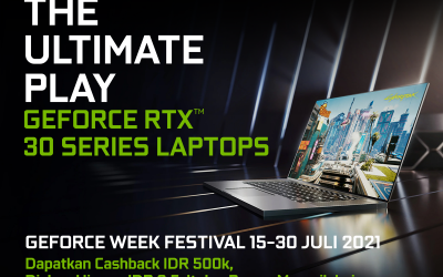 GeForce The Ultimate Play